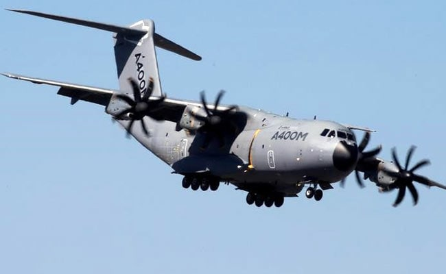 Airbus profits soar despite new charge on A400M military plane