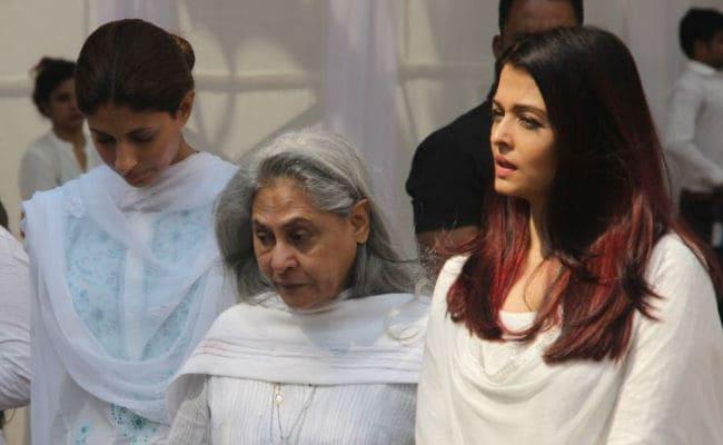 To Sridevi, A Final Farewell From Chiranjeevi, Aishwarya Rai Bachchan, Deepika Padukone And Others