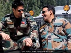 <i>Aiyaary</i> Movie Review: Below-Par Sidharth Malhotra Stars In Comatose Film