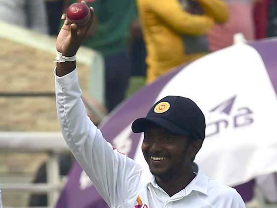 Akila Dananjaya Claims Five Wickets As Sri Lanka Thrash Bangladesh