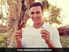 "Akshay Kumar On <i>PadMan</i>'s 'Biggest Achievement': ""People Are Discussing Menstrual Hygiene"""