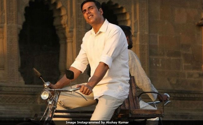 Akshay Kumar's PadMan Has Been Accused Of Plagiarism