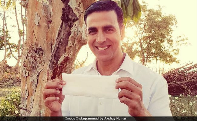 Akshay Kumar On PadMan's 'Biggest Achievement': 'People Are Discussing Menstrual Hygiene'