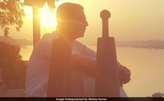 PadMan: Akshay Kumar Is Keeping Fingers Crossed For The Coming Weekend