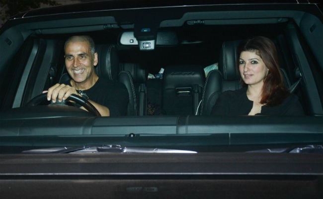 PadMan: Akshay Kumar And Twinkle Khanna Screen Film For Sridevi, Janhvi And Others