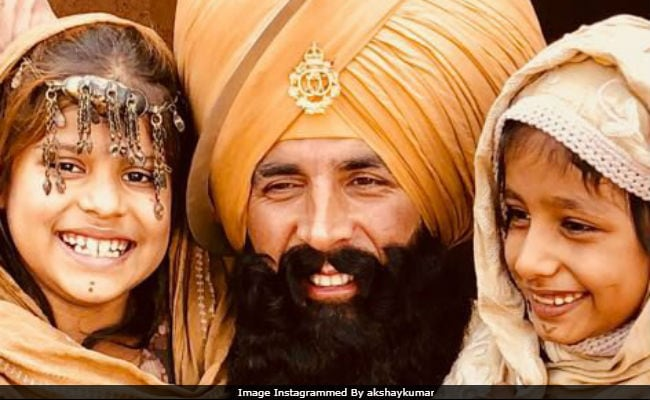 Akshay Kumar Begins Filming Kesari. Posts Pic From Set