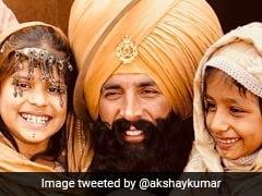 होली पर रिलीज होगी अक्षय कुमार की 'केसरी', सेट से फोटो हुई वायरल