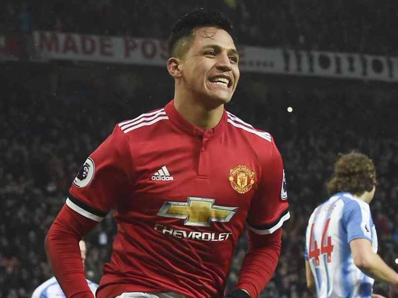 Premier League: Alexis Sanchez Breaks Duck As Manchester United Cut Gap On Manchester City To 13 Points