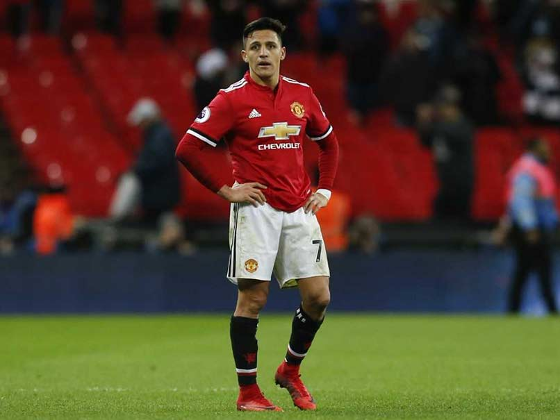 Billedresultat for alexis sanchez manchester united