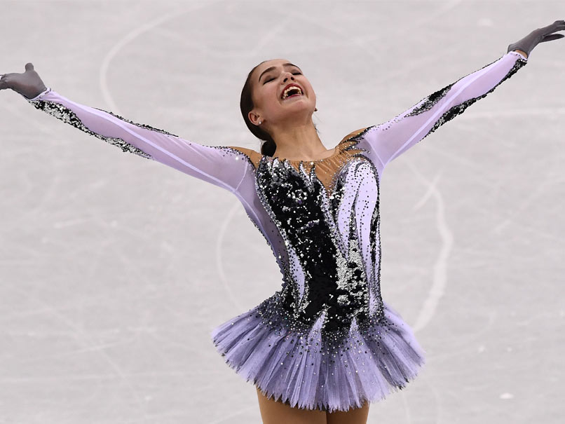 Winter Olympics: Alina Zagitova, 15, Smashes Skate Record As Lindsey Vonn Gets Bronze