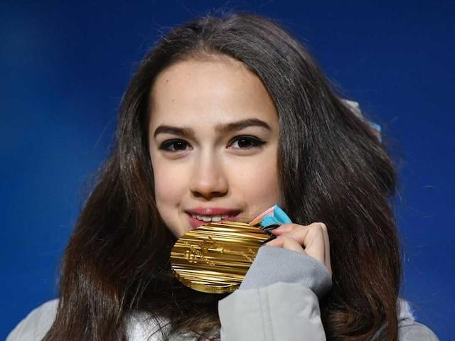Pyeongchang Olympics: Russian Ice Princess Alina Zagitova Cant Believe Fairytale Gold