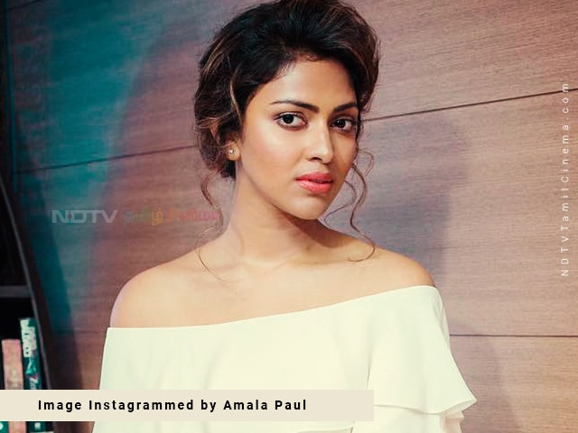 Amala Paul Sexual Harassment