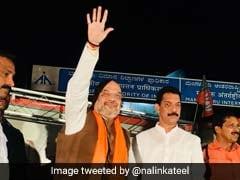 कर्नाटक चुनाव : अमित शाह का '3-डी' बनाम राहुल गांधी का 'पकौड़ा-भगोड़ा'