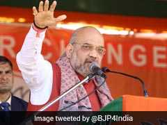 At Poll Rally, Amit Shah Promises To Make Meghalaya A Model State