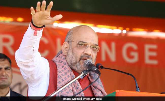 Candidate killing proof of lawlessness in Meghalaya: Rajnath Singh