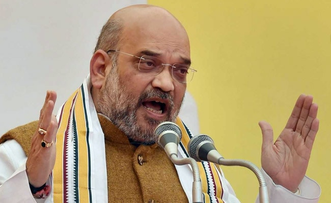 Amit Shah On 3-Day Karnataka Tour From Tomorrow