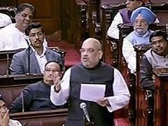 In Debut Parliament Speech, Amit Shah's Sharp Rebuttal To <i>Pakoda</i> Jibes