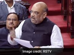 राज्यसभा में अमित शाह अपने पहले भाषण में GST और बेराजगारी जैसे मुद्दे पर कांग्रेस पर जमकर बरसे, 10 बातें