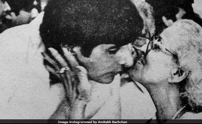 Amitabh Bachchan Posts Tributes To Parents Teji And Harivanshrai Bachchan