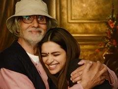 अमिताभ बच्चन ने 'पद्मावत' देखने के बाद दीपिका पादुकोण को दिया ये इनाम