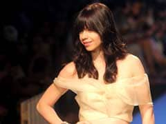 Lakme Fashion Week 2018 Day 3: Kalki Koechlin As Showstopper for Amoh By Jade