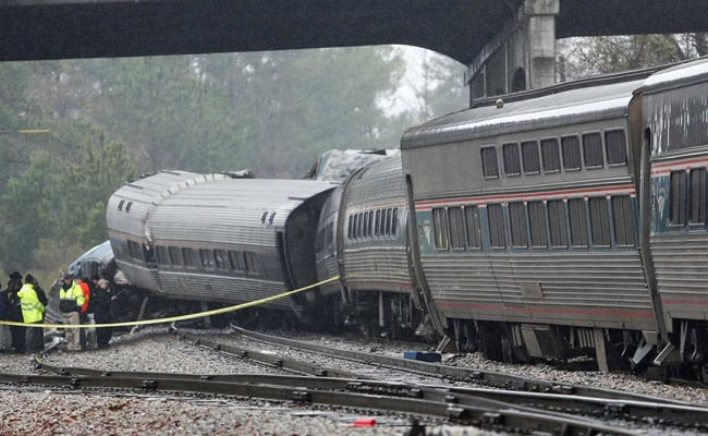 Locked Track Switch Blamed In Fatal South Carolina Amtrak Crash