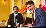 Anand Mahindra Tweets Of 'Dismal Wardrobe Failure' After Meeting Trudeau