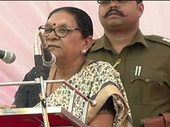 New Governors Appointed; Anandiben Patel Replaces Ram Naik In UP