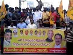 Andhra Pradesh <i>Bandh</i>: Left Calls For Andhra Pradesh Shutdown, Other Parties Support