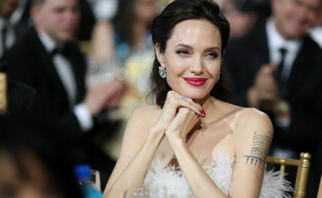 Angelina Jolie's advice to her daughters: Fight for the freedom of others