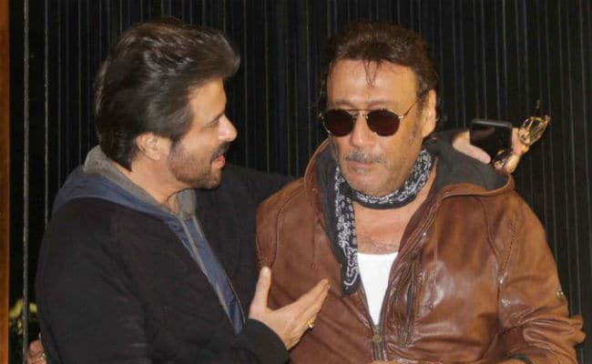 Anil Kapoor And Jackie Shroff's Ram Lakhan Conversation Is Jhakaas