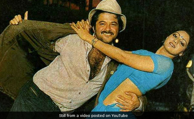 Sridevi And Anil Kapoor's Last Lamhe. Video Of Them Dancing Goes Viral