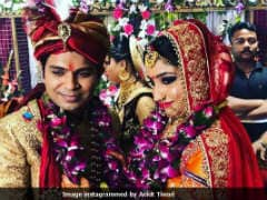 Singer Ankit Tiwari Is Now Married. See Wedding Pics