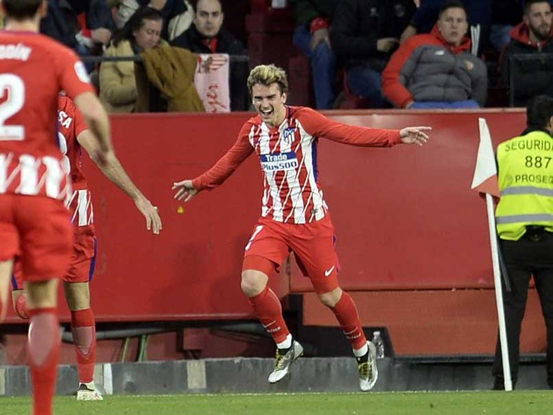 La Liga: Antoine Griezmann Hat-Trick As Atletico Madrid Trounce Sevilla, Cut Gap On Barcelona