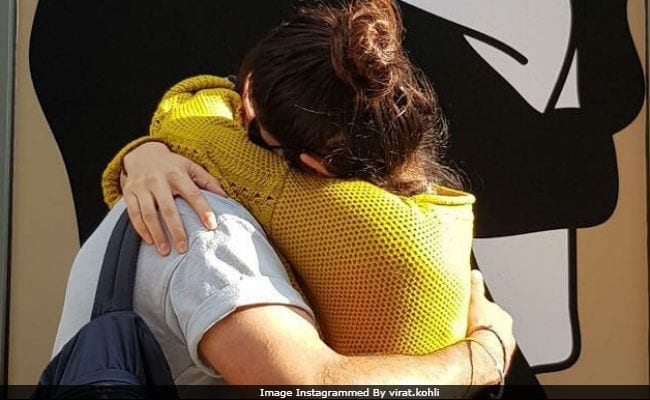 Anushka Sharma, Is That You In Virat Kohli's Lovestruck Pic? The Internet's Smitten