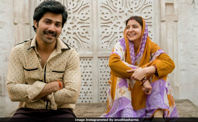 Sui Dhaaga First Look: Anushka Sharma As Mamta And Varun Dhawan As Mauji Look Perfect Together. Seen Yet?