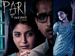 Pari Movie Review: अनुष्का की दमदार एक्टिंग, डरावनी फिल्मों की तरह भूतिया ड्रामे नहीं