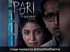 <I>Pari</i> Poster: Stop It, Anushka Sharma. You're Scaring The Bejesus Out Of Us