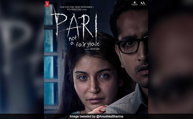 Pari Poster: Stop It, Anushka Sharma. You're Scaring The Bejesus Out Of Us