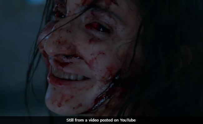 Anushka Sharma's Pari Teaser Is Here And It's Beyond Nightmarish