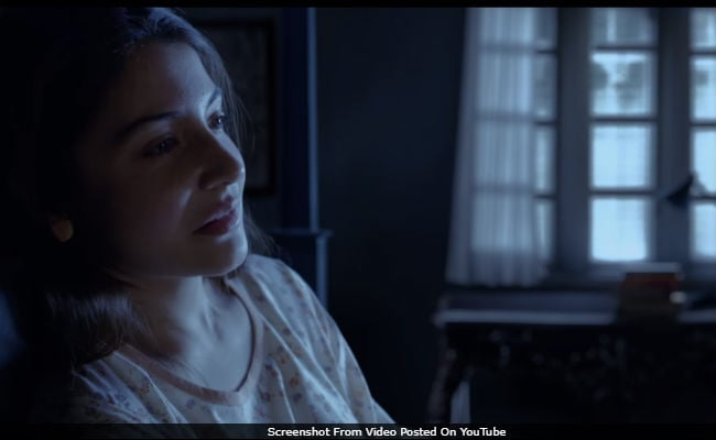 Pari- Screamer 2 Anushka Sharma's Bruised Look And Those Long Nails- Scary As Heck