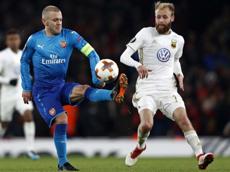 Europa League: Arsenal Scrape Through To Last 16 After Surviving Ostersunds Scare