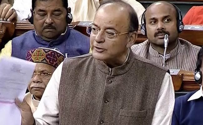 'Economy Was In Terrible Hands Under UPA': Arun Jaitley