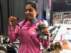 भारत की अरुणा रेड्डी ने जिमनास्टिक वर्ल्डकप में पदक जीतकर रचा इतिहास....
