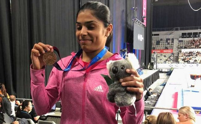 Image result for अरुणा रेड्डी ने जिमनास्टिक विश्व कप में ब्रॉन्ज मेडल जीत कर इतिहास रचा
