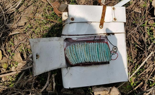 Mysterious Device With Chinese Markings Triggers Red Flags In Arunachal