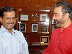 Arvind Kejriwal To Attend Kamal Haasan's Public Meeting In Madurai Tomorrow