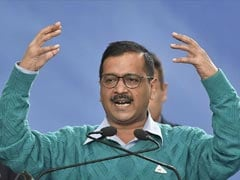 "Arvind Kejriwal's 3-Year Anniversary Ad Stuck Over Reference To ""Unseen"""