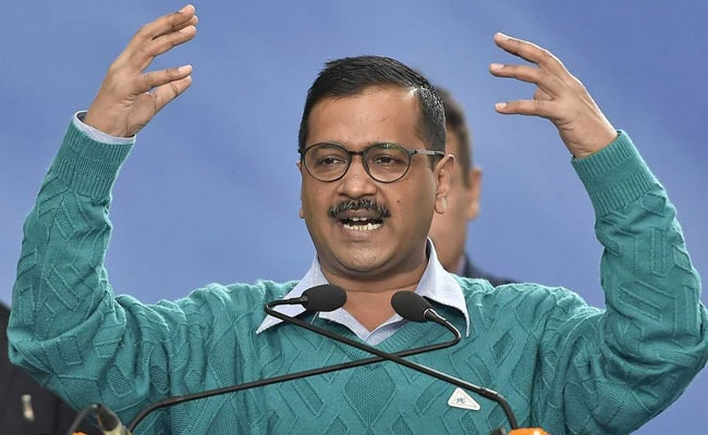 Arvind Kejriwal Seeks PM Modi's Intervention To Prevent Water Crisis In Delhi