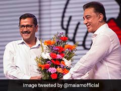 Help Kamal Haasan Beat AAP's Delhi Record, Says